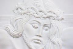 Passione do Jesus Cristo Foto de Stock