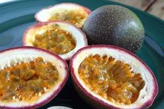 passionfruit Стоковые Изображения