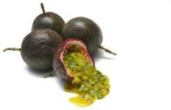 Passionfruit Photos stock