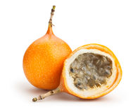 Passionfruit stock image