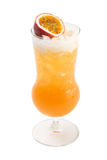 Passionfruit mocktail Royalty Free Stock Image