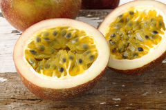 Passionfruit Stock Photo