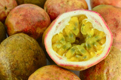 Passionfrukt   Arkivfoton