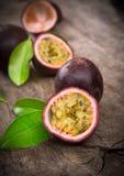 Passionfrukter Fotografering för Bildbyråer