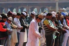Passionnés musulmans Images stock