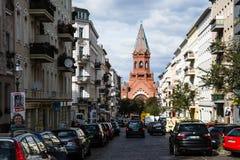Passionskirche Kreuzberg Stockfoto