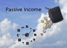 Passiv inkomst Royaltyfri Bild
