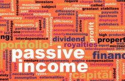 Passive Income vector illustration
