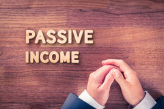 Passive income Royalty Free Stock Photo