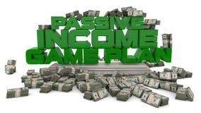 Passive Income Game Plan