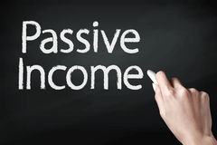 Passive income Royalty Free Stock Photos
