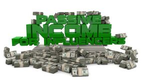 Passive Income For Influencers