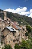 Passo de la Couillole (alpi francesi) Immagine Stock Libera da Diritti