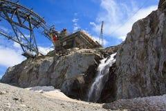 Passo Del Tonale Stockbilder