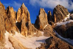 Passo delle farangole Royalty Free Stock Photo