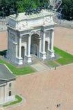 Passo di della del Arco - di Milano Immagini Stock