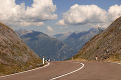 Passo di Giove Royalty Free Stock Photos