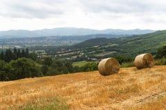 Passo Di Viamaggio (Toscanië - Emilia-Romagna) Royalty-vrije Stock Afbeeldingen