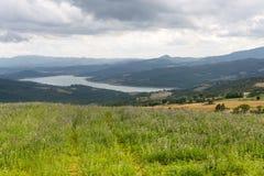Passo di Viamaggio (Toskana - Emilia-Romagna) Lizenzfreies Stockbild