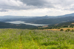 Passo di Viamaggio (Tuscany - Emilia-Romagna) Royalty Free Stock Image