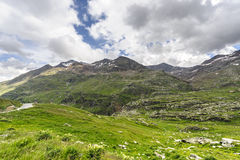 Passo Gavia Stock Images