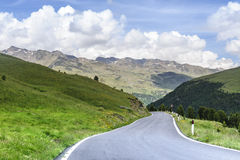 Passo Gavia Royalty Free Stock Image