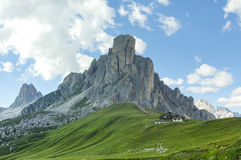 Passo Giau, Dolomites Royalty Free Stock Photos