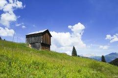Passo Pordoi, Dolomites Royalty Free Stock Image