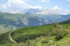 Passo Pordoi, Dolomites Stock Photos