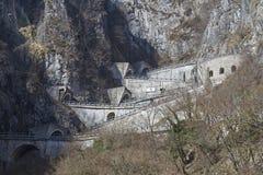 Passo San Boldo Stock Images