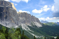 Passo Sella, Dolomites Royalty Free Stock Images