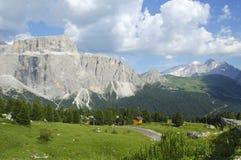 Passo Sella, Dolomites Stock Images