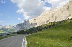 Passo Sella, Dolomites Royalty Free Stock Image