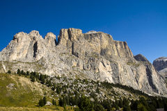 Passo Sella, Italy Royalty Free Stock Photos