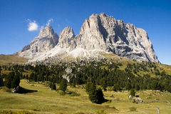 Passo Sella, Italy Stock Photography
