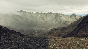 Passo Valdivieso Stockbild