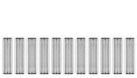 Passos do pneu Fotografia de Stock