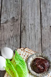 Passover background Royalty Free Stock Photography