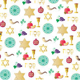Passover background pattern. Passover seder background pattern clipart Royalty Free Stock Photography