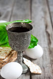 Passover background Royalty Free Stock Image