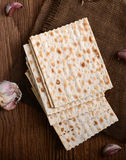 Passover bread Stock Images