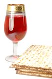Passover celebration still life Royalty Free Stock Photo