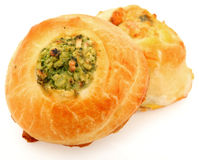 Passover Knish or Knysh Stock Images