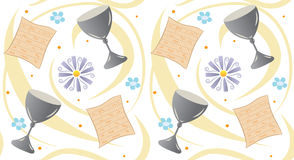 Passover pattern Stock Images