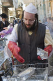 Passover preparation Royalty Free Stock Photography