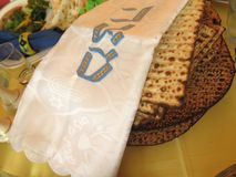 Passover Seder Stock Photography