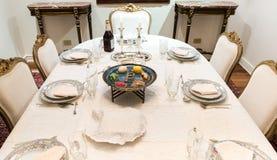 Passover Seder Plate Stock Photos