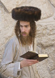 Passover in the Western wall Royalty Free Stock Photos