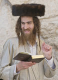 Passover in the Western wall Royalty Free Stock Photo