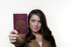Passport Royalty Free Stock Photos